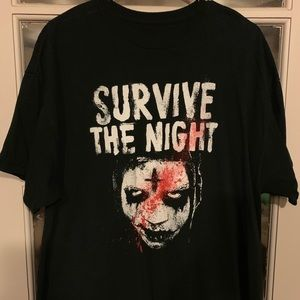 Other - Purge 2 Horror graphic tee